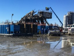 Update on Patterson UTI Rig #219 Blowout And CSB Investigation
