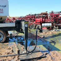 Fracking Blowout