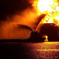 BP Transocean Deepwater Horizon Blowout