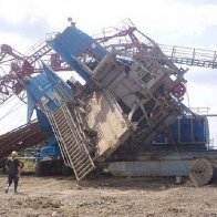 Drilling Rig Disaster