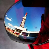 Drilling Rig Reflection