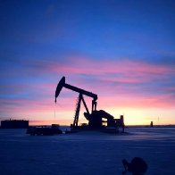 Pump Jack Sunset