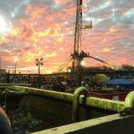 Oilfield Sunsets