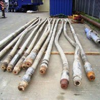 Bent Drill Pipe