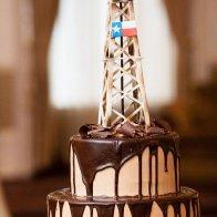 Texas Oilfield Cake