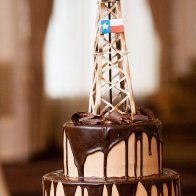 Texas Oilfield Cake