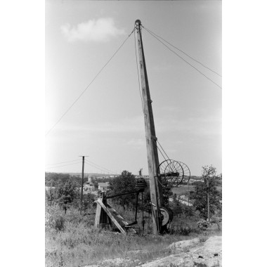 Early Pump Jack