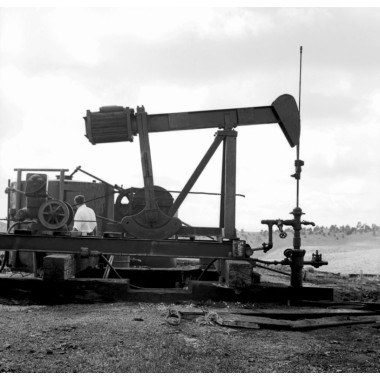 Working Pump Jack