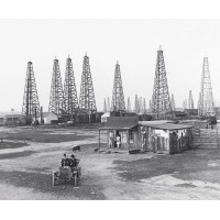 Oilfield Photography