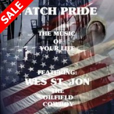 Patch Pride Music CD