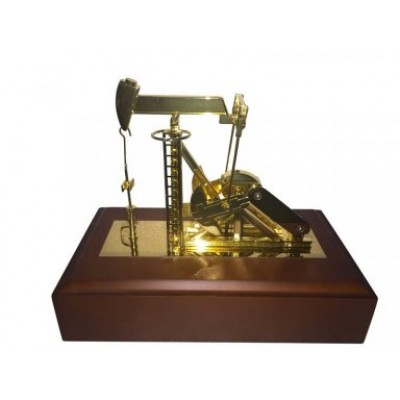 Oilfield Pump Jack Model