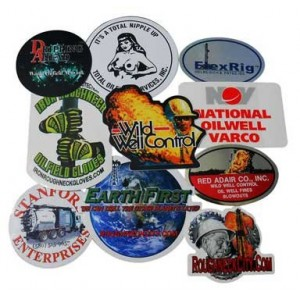 Oilfield Sticker Collection