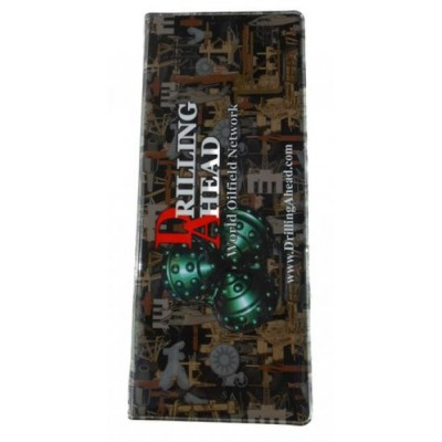 Drill Pipe Tally Book Full Size Oilfield Camo