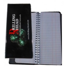 Drill Pipe Tally Book Wire Bound Full Sized