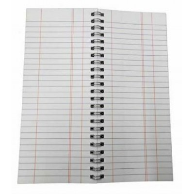 Tally Book Refill-Spiral Wire Bound Full Size