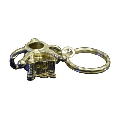 Drill Pipe Elevator Keychain