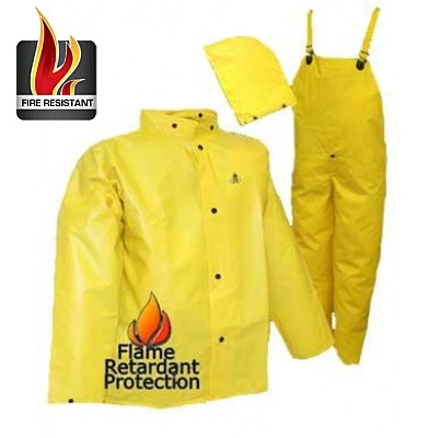 DuraScrim Fr Rain Suit 3 Piece