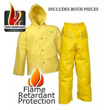 DuraScrim FR Rain Suit Jackets Pants Combo