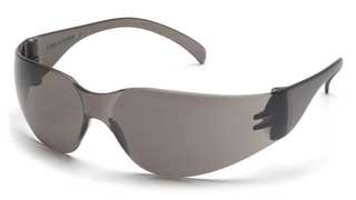 Intruder S4120S Gray Lens with Gray Temples