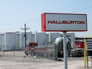 Halliburton Baker Hughes Merger Fails(Photo: AFP/Getty Images - Mira Oberman)