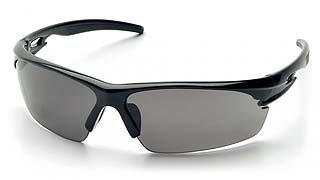 Ionix SB8120DT Gray Anti-Fog Lens - Black Frame