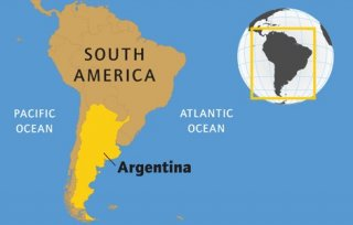 Oil workers in much of Argentina launched a 48-hour strike Monday