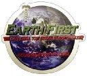 Earth First Oilfield Sticker