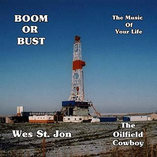 Boom Or Bust Music CD