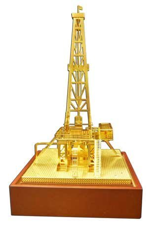 Drilling Rig Models for home or office collection- $99