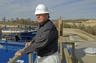 Continental Resources chairman and CEO Harold Hamm. Image courtesy of Continental Resources.