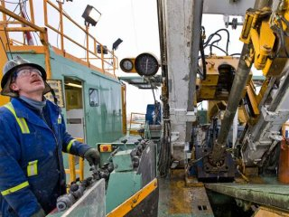 Precision Drilling said it now has 37 rigs operating in the United States, up 70 percent from the second quarter. / FINANCIAL POST