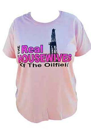 Real Housewives of the Oilfield Hoodies