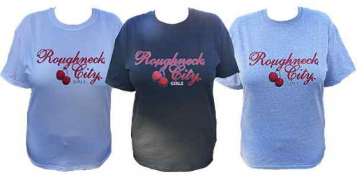 Roughneck City Ladies T Shirt.jpg