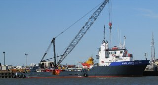 Offshore Supply Vessel Mary Wyatt Milano