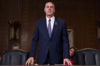 Rep. Ryan Zinke (R-MT)