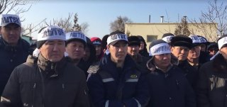 Hundreds On Hunger Strike In Kazakhstan Over Closure Of Labor Union