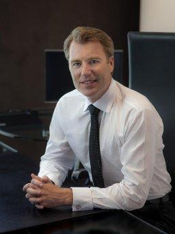 Schlumberger Ltd. Chairman and CEO Paal Kibsgaard.(Photo-HOUSTON BUSINESS JOURNAL)