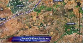Midland Texas Oilfield Worker Found Dead