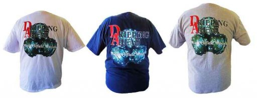 Drilling Ahead T Shirts