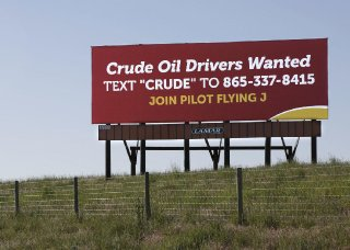 North Dakota Billboard