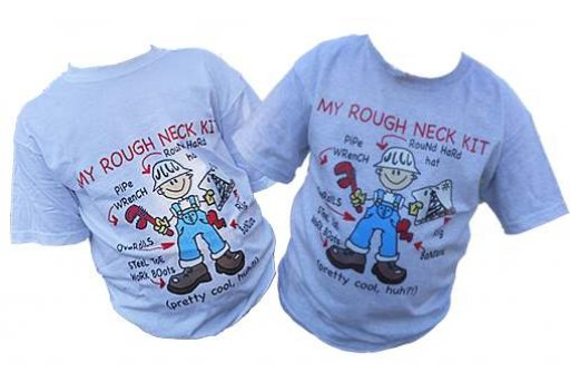 Roughneck City Kids T Shirts