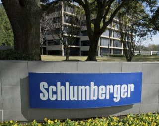 The exterior of a Schlumberger Corporation building is pictured in West Houston January 16, 2015.
