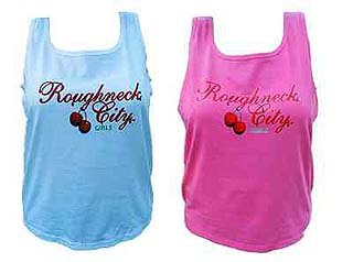 Roughneck City Girls Tank Tops