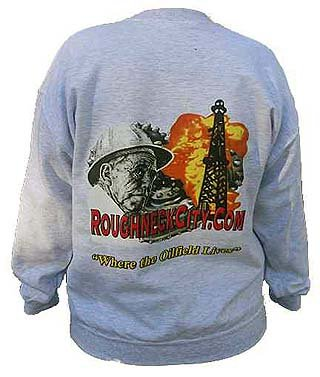 Roughneck City Pullover Sweatshirt