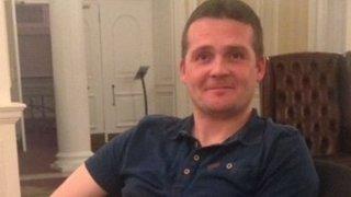 Iain Stuart died in the Super Puma crash