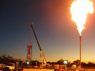 US Gas Rigs Rise As Drillers Return To Shale Plays