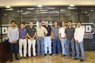 Cudd Energy Services hosted 10 interns this summer.