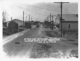 This picture by Jack Nolan shows the old Bankhead Highway south of the railroad tracks in Odessa Texas. Photo courtesy of Petroleum Museum Richard Donnelly Collection.jpg