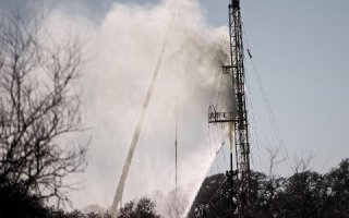 Crews under the employ of EOG Resources managed to regain control of a potentially dangerous situation last week