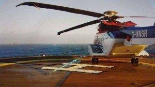 Sikorsky S92 West Franklin
